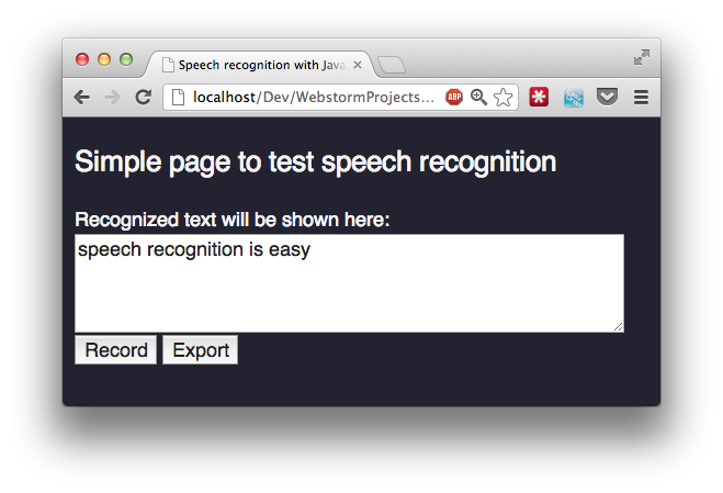 Speech recognition with Javascript, Websockets and Google Speech API-1.png