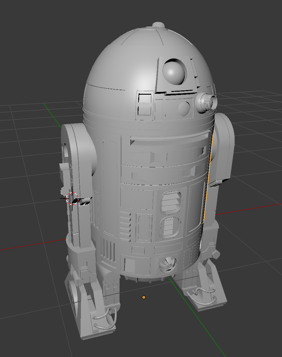 Render 3d star wars the force awakens models in blender 3d model sites