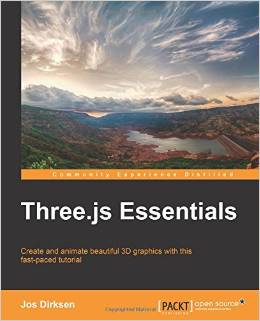 All 109 Examples from my book on Three js for Three js version r63